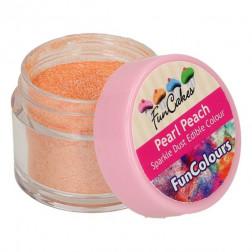Edible FunColours Sparkle Dust Pearl Peach