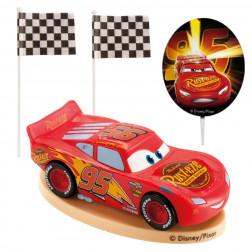 Tortendeko Cars 4er Set