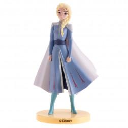 Frozen Elsa Tortenaufsteller Topper 10cm