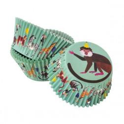 Cupcake Formen Animals 30 Stück