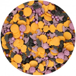 Sprinkle Medley Halloween Mix 50g
