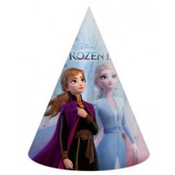 Frozen 2 Partyhut 6 Stück