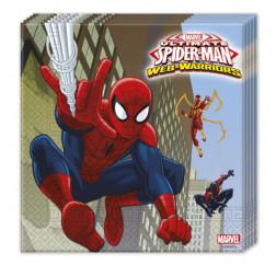 Spiderman Team Up Servietten 20 Stück