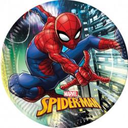 Spiderman Team UP Pappteller 8 Stück