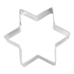 Ausstechform Stern 9 cm