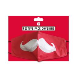 Christmas Santa Face Mask