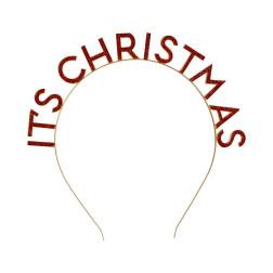 Haarreif it's Christmas