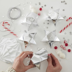 Silver Star Advent Fill Your Own Boxes
