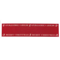 Tischläufer Filz Little Red Christmas 31 x 136cm