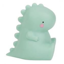 Little light T-Rex green