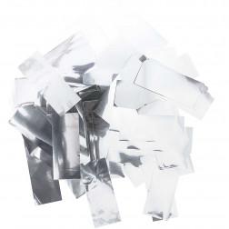 Konfetti Flitter Silber 50g