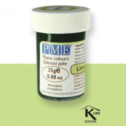 PME Paste Colour Lime Crush 25g