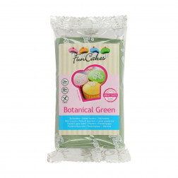 Fondant Botanical Green 250g
