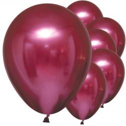 Luftballons Satin Luxe Pomegranate 6 Stück