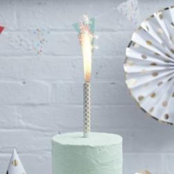 Cake Fountain Polka Dot gold 3er Set