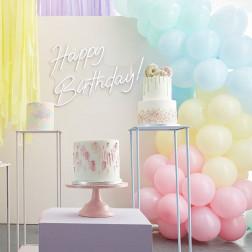 Mixed Pastels Balloon Arch Kit