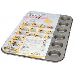 Mini-Muffinform Basic Baking 24-fach