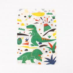 Papier Tüte Dino 10 Stück