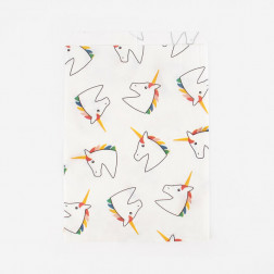 Papier Tüte Einhorn 10 Stück