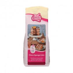Backmischung Choco Biskuitkuchen 1 kg