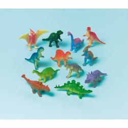 Figuren Dinosaurs 12 Stück