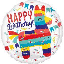 Folien Balloon Pinata Party 43cm