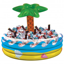 Inflatable Palm Tree Cooler 72 x 67cm