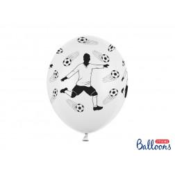 Luftballons Fußballer 6 Stück