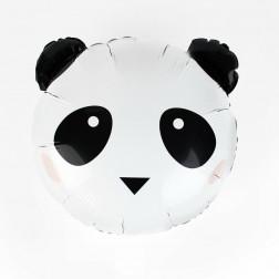 Folienballon mini Panda 37cm