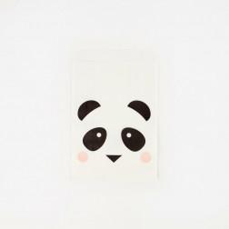 Papier Tüten mini Panda 10 Stück