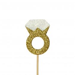 Cupcake Topper Ring 12 Stück