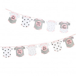 Born To Be Loved Pink Garland 3,5m