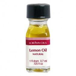 Aroma LorAnn Natural Lemon 3,7ml