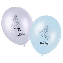 Luftballons Frozen II 8 Stück