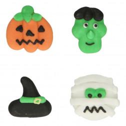 Sugar Decorations Halloween 12 Stück