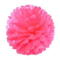 Pom Pom Hot Pink 50cm
