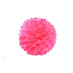 Pom Pom Hot Pink 25cm