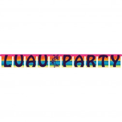 Banner Luau Party 1,6m