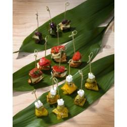 Tropical Food Picks 50 Stück