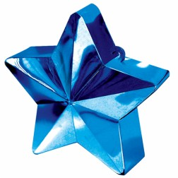 Ballon Gewicht  - Marineblau Stern