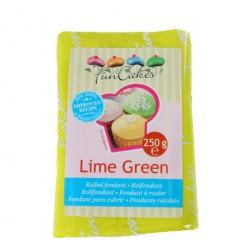 Rollfondant Limette Grün 250g