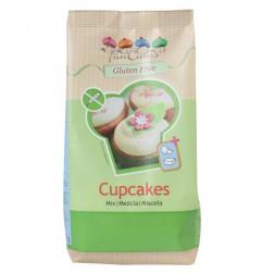 Backmischung für Cupcakes Gluten Free 500g