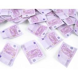 Kanone 500 Euro Banknoten 60cm