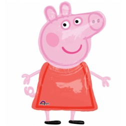 Peppa Pig Air Walkers Folienballon 121cm