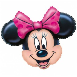 Minnie Mouse Folienballon Kopf 71cm
