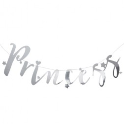 Banner Silver Princess 1.5m