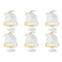Mini Cake Domes 6 Stück