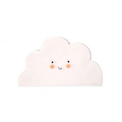 Servietten Wolke 20 Stück
