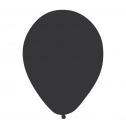 Luftballons Schwarz 10 Stück