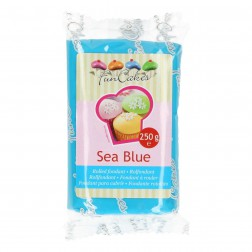Rollfondant Sea Blue 250g